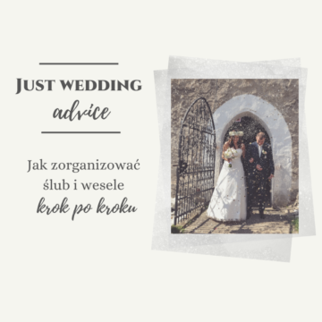 Just Wedding Advice