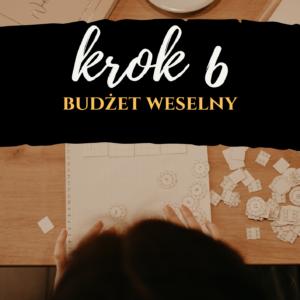 jak zaplanować budżet weselny + tabela budżetowa