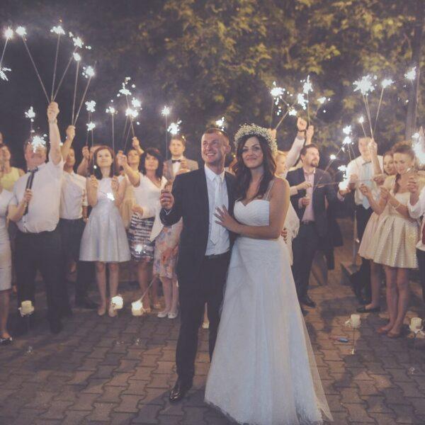 ślub i wesele Magda i Marcin