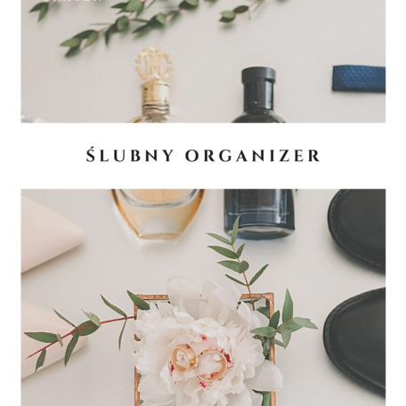 Ślubny Organizer okładka