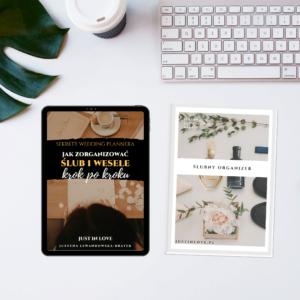 Pakiet: e-Book + Ślubny Organizer