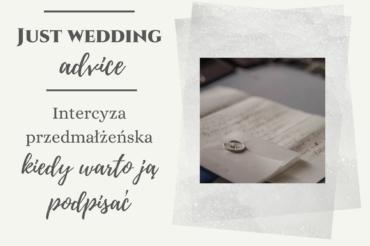 Intercyza przedmałżeńska – kiedy warto ją podpisać