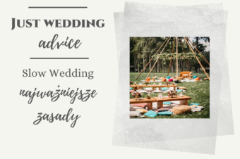 Slow Wedding – najważniejsze zasady