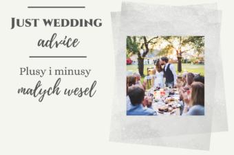 Plusy i minusy małych wesel