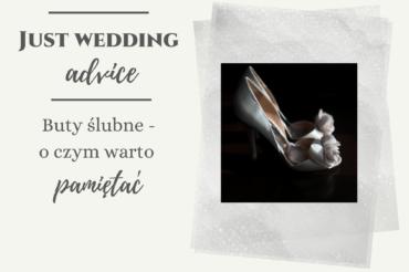 Buty ślubne – o czym warto pamiętać