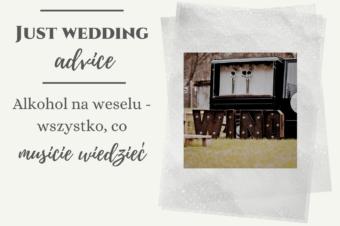 Alkohol na weselu – wszystko, co musicie wiedzieć